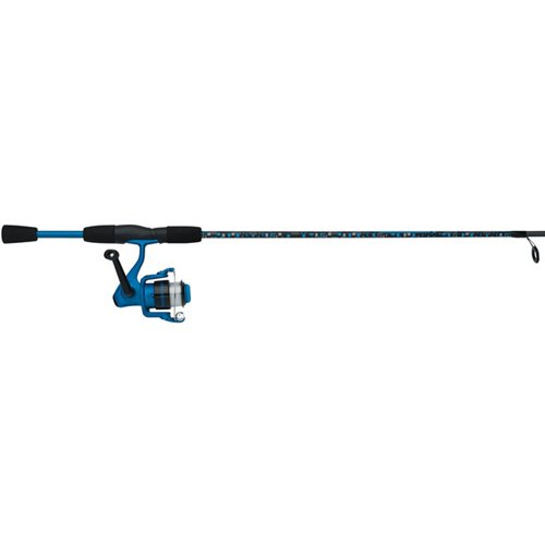Shakespeare® Amphibian® 5'6'' M Spinning Rod and Reel Combo