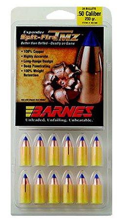 .50 250-Grain Spit-Fire TMZ Black Powder Bullets