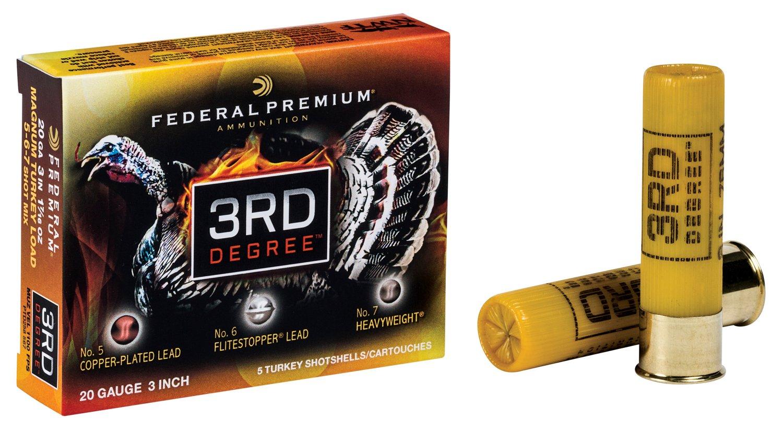 Federal Premium® 3rd Degree™ 20 Gauge Shotgun Ammunition
