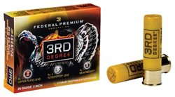 Federal Premium® 3rd Degree™ 20 Gauge Shotgun Ammunition