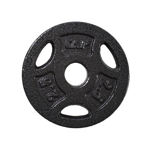CAP Barbell 2.5 lb. Regular Grip Plate