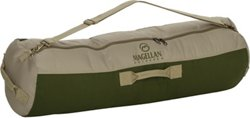 Magellan Outdoors 42 in x 15 in Cotton Canvas Barrel Duffel Bag