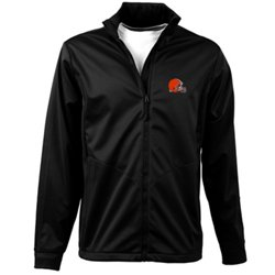 Antigua Men's Cleveland Browns Golf Jacket