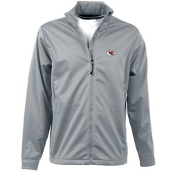 Antigua Men's Kansas City Chiefs Golf Jacket