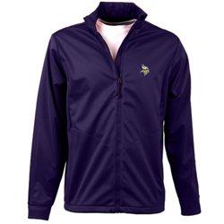 Antigua Men's Minnesota Vikings Golf Jacket