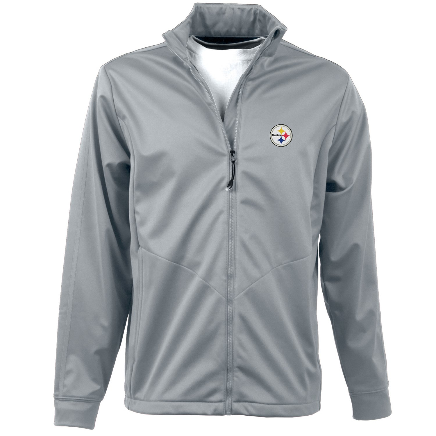 hot sale online dec0e e0f98 Antigua Men's Pittsburgh Steelers Golf Jacket