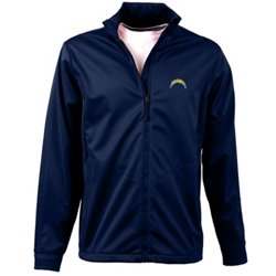 Antigua Men's Los Angeles Chargers Golf Jacket
