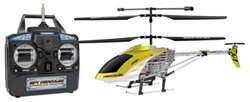 World Tech Toys Spy Hercules Camera Unbreakable 3.5-Channel RC Helicopter