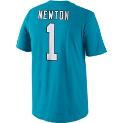 Nike Men's Carolina Panthers Cam Newton 1 Player Pride T-shirt