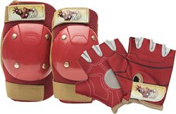 Bell Kids' Iron Man Protective Gear