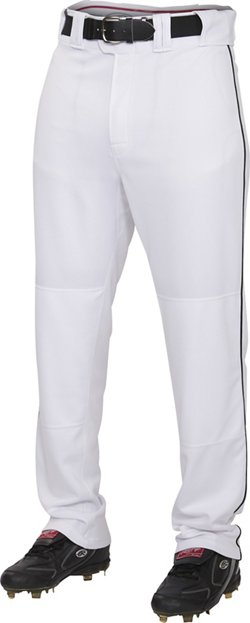 Men's Plated Piped Baseball Pant