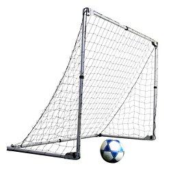 5 ft x 7 ft Adjustable Soccer Goal