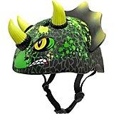 Raskullz Kids' T-Chopz Triceratops Bike Helmet