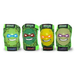 Teenage Mutant Ninja Turtles Kids' 3-D Elbow and Knee Pad Set