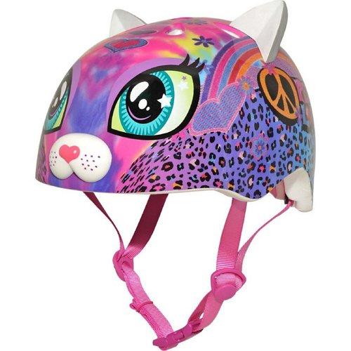 Raskullz Youth Peace Love Kitty Helmet