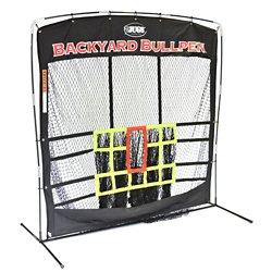 """JUGS Backyard Bullpen 84"""" x 84"""" x 48"""" Softball Set"""