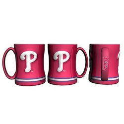 Boelter Brands Philadelphia Phillies 14 oz. Relief Coffee Mugs 2-Pack