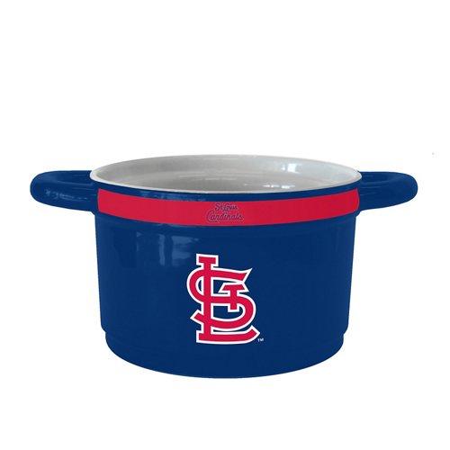 Boelter Brands St. Louis Cardinals Gametime 23 oz. Ceramic Bowl