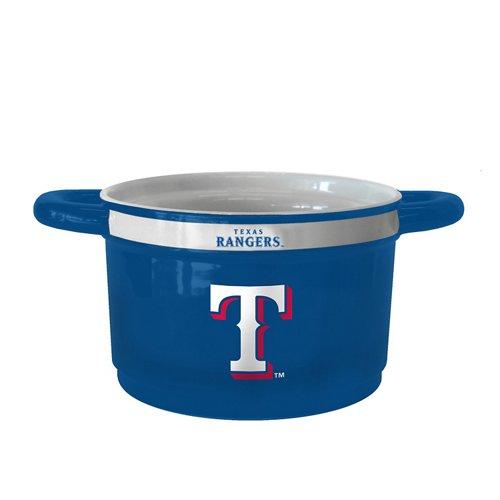 Boelter Brands Texas Rangers Gametime 23 oz. Ceramic Bowl