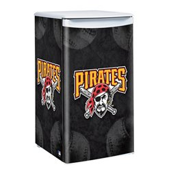 Boelter Brands Pittsburgh Pirates 3.2 cu. ft. Countertop Height Refrigerator