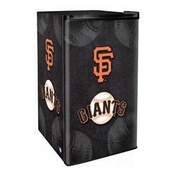 Boelter Brands San Francisco Giants 3.2 cu. ft. Countertop Height Refrigerator
