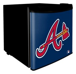 Boelter Brands Atlanta Braves 1.7 cu. ft. Dorm Room Refrigerator