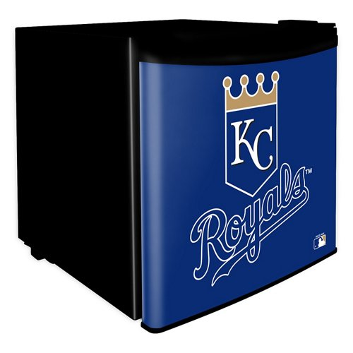 Boelter Brands Kansas City Royals 1.7 cu. ft. Dorm Room Refrigerator