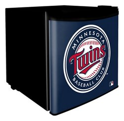 Boelter Brands Minnesota Twins 1.7 cu. ft. Dorm Room Refrigerator