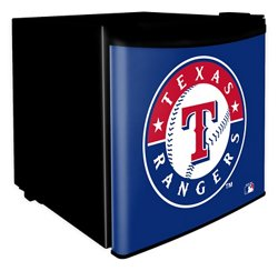 Boelter Brands Texas Rangers 1.7 cu. ft. Dorm Room Refrigerator