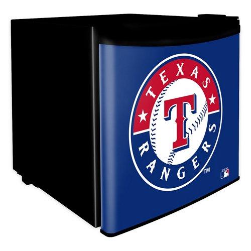 Boelter Brands Texas Rangers 1.7 cu. ft. Dorm Room Refrigerator