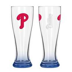 Boelter Brands Philadelphia Phillies Elite 16 oz. Pilsners 2-Pack