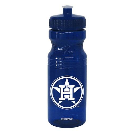 Boelter Brands Houston Astros 24 oz. Squeeze Water Bottles 2-Pack