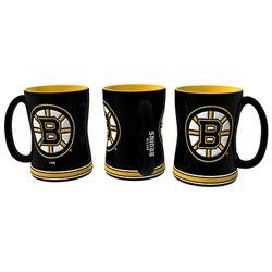 Boelter Brands Boston Bruins 14 oz. Relief Mugs 2-Pack
