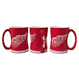 Boelter Brands Detroit Red Wings 14 oz. Relief Mugs 2-Pack