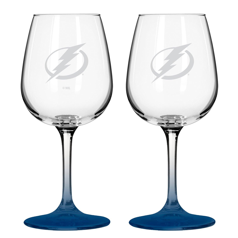 Display product reviews for Boelter Brands Tampa Bay Lightning 12 oz. Wine Glasses 2-Pack