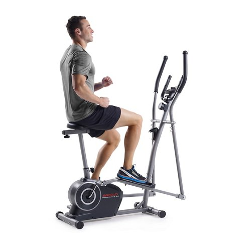 Weslo Momentum G 3.2 Bike/Elliptical Hybrid Trainer