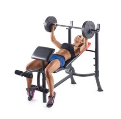 Weider Pro 265 Standard Weight Bench