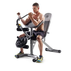 XRS 20 Olympic Workout Bench