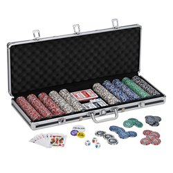 Bling Poker Set