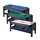 Fat Cat 3-in-1 Flip Air Hockey/Billiards/Table Tennis Game Table