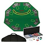 Fat Cat Traveling Poker Set