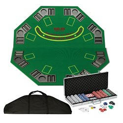 Traveling Poker Set