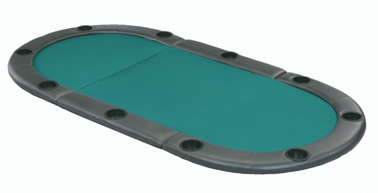 Fat Cat Oval Trifold Poker Tabletop