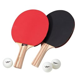 2-Racket Table Tennis Set
