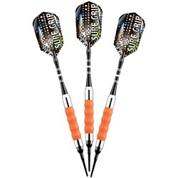 Sure Grip Soft-Tip Darts 3-Pack
