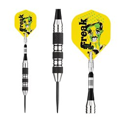 Freak 22-Gram Steel-Tip Darts Set