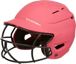 Boombah Adults' Defcon Sleek Profile Softball Helmet with Mask