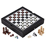 Mainstreet Classics Broadway 4-in-1 Game Set