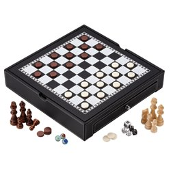 Broadway 4-in-1 Game Set