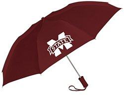 "Storm Duds Mississippi State University 42"" Automatic Folding Umbrella"